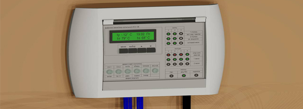 автоматизация систем отопления и вентиляции