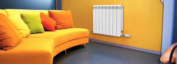 Отопление квартир и офисов